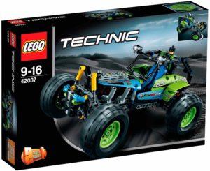 Lego-technic-mägimaastur
