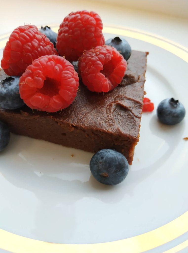 Are Avatud Noortekeskuse kokandusring brownie