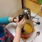 Uhtna Põhikool toidu valmistamine