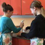 toidu valmistamine Kiviõli 1. Keskkool